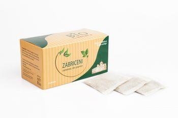 Травяной чай в пакетиках Zăbriceni, 50 г (25 x 2 г)