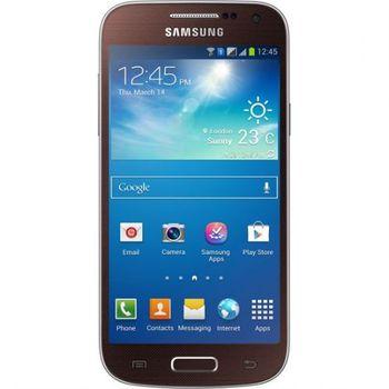 Samsung I9192 Galaxy S4 mini 2 SIM (DUOS) 8GB Brown