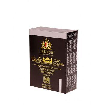 Английский чай Chelton Super Pekoe Bergamot 100гр