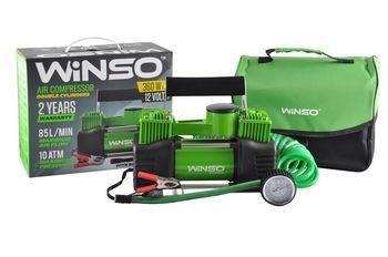 Compresor WINSO 360W 12V 85L/MIN 10ATM 125000