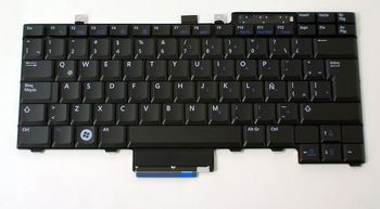 Keyboard Dell Latitude E5400 E5410 E5500 E5510 E5300 E5310 ENG. Black