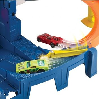 купить Mattel Hot Wheels Игровой набор Гонки на фабрике в Кишинёве