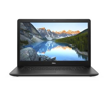 Dell Inspiron 17 3793, Black