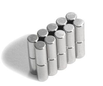 Magneti Ø D6 mm x H6 mm