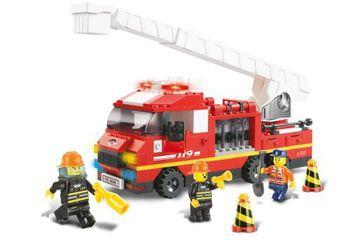Sluban Конструктор  FIRE ALARM ( 267 деталей )