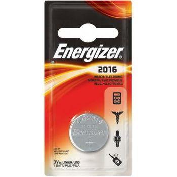 Energizer CR2016, Lithium, FSB ,3V