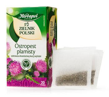 купить Чай травяной Polish Herbarium Thistle, 20 шт в Кишинёве