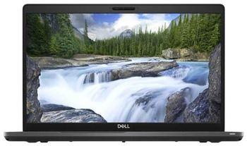 DELL Latitude 5500 Black 15.6'' FHD WVA AG (Intel® Core™ i5-8365U, 1x8GB DDR4, M.2 512GB PCIe NVMe, Intel UHD 620 Graphics, no ODD, WiFi-AC/BT5.0, HDMl, USB Type C™ 3.1 Gen 2, 4 Cell 68Whr, HD Webcam, Backlit KB, vPro, Ubuntu )