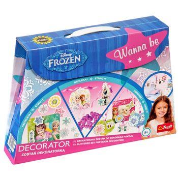 "20093 Trefl Arts&Crafts - ""Wanna be"" - A Decorator - Frozen / Disney Frozen"
