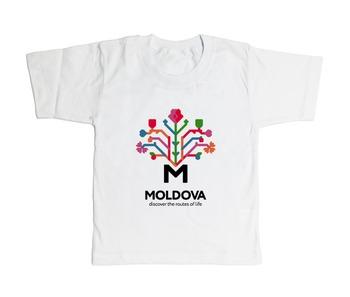 купить Детская футболка с печатью - Древо Жизни в Кишинёве