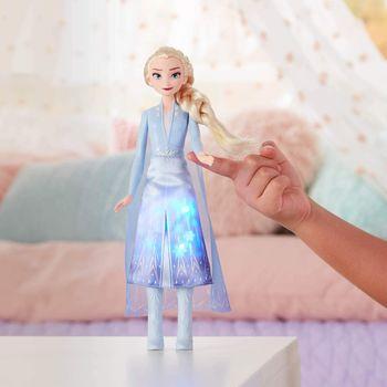 купить Hasbro Кукла Frozen Эльза Magical Swirling в Кишинёве