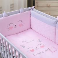 купить Veres Комплект для кроватки Lovely Girl в Кишинёве