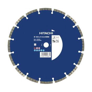 купить Диск алмазный d350x20,0x10mm CONCRETE STANDARD LASER HITACHI-HIKOKI в Кишинёве