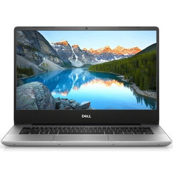 "DELL Inspiron 14 5000 Platinum Silver (5490), 14.0"" WVA FHD (Intel Core i5-10210U, 4xCore, 1.6-4.2GHz, 8GB (4GB onboard+4GB) DDR4, 512GB M.2 PCIe SSD, Intel UHD Graphics, CardReader, WiFi-AC/BT5.0, 3cell,720p HD Webcam, Ubuntu, 1.42 kg)"