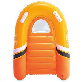 """Матрас надувной с ручками """"Surf Rider"""" 102x89 см Intex 58154 (5080)"""