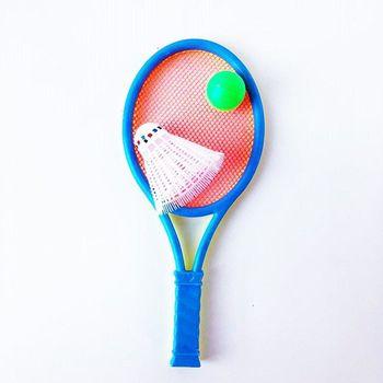 cumpără Joc paleta tenis de plaja ZY998 (plastic, fluturas+minge, 16*35cm)(3546) în Chișinău