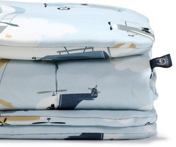купить Комплект подушка+одеяло LaMillou Organic Jersey Captain Adventure в Кишинёве