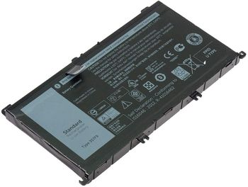 Battery Dell Inspiron 5576 5577 7559 7566 7567 7759 7557 357F9 71JF4 11.1V 6330mAh Black Original