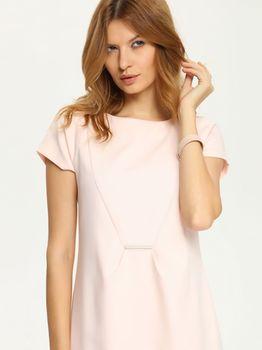 Платье TOP SECRET Бледно розовый ssu1494