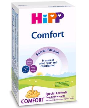 купить Hipp Сomfort молочная смесь, 0-12мес. 300 г в Кишинёве