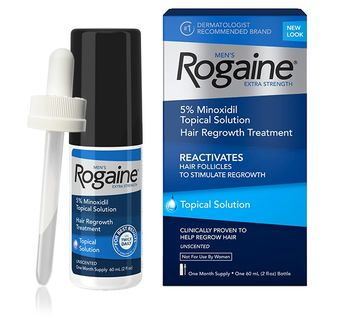 Лосьон Rogaine Solution Men - 1 месяц