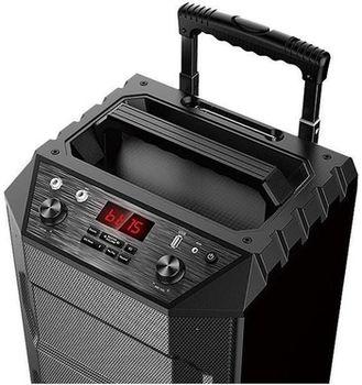 купить Колонка портативная Bluetooth Fenda T5, Black в Кишинёве