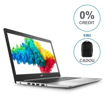 "DELL Inspiron 15 5000 Platinum Silver (5570), 15.6"" FullHD (Intel® Quad Core™ i7-8550U 1.80-4.00GHz(Kaby Lake R),8GB DDR4 RAM,128GB SSD+2.0TB HDD,AMD Radeon™R7 M530 4Gb GDDR5,CardReader,WiFi-AC/BT4.2,3cell,HD720p Webcam,Backlit KB,RUS,Ubuntu,2.3kg)"