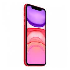 iPhone 11, 256 ГБ Красный MD