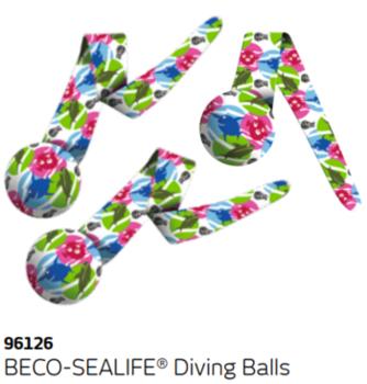 Мячики (комплект для погружения) Beco 96126 (8721)
