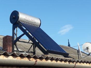 купить 120 литров Солнечный водонагреватель Solarway RIC-NG12 в Кишинёве