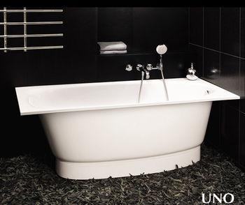 "Каменная ванна UNO GRANDE - марки P.A.A. - ""фабрика ванн"""