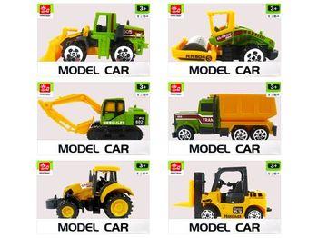 """Машина модель """"Строительная""""1:64 9.5X4.5X6cm"""