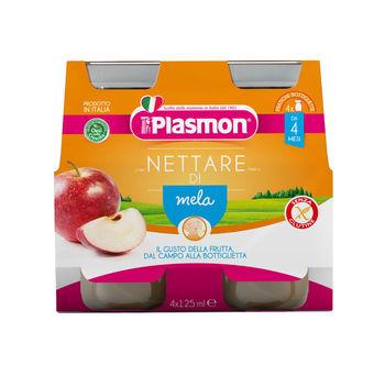 cumpără Plasmon Suc cu mere 4x125ml în Chișinău