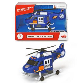 купить Dickie Спасательный вертолет, 18 см в Кишинёве