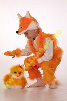 Карнавальный костюм: Лисенок