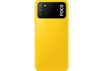 Xiaomi Poco M3 4GB / 128GB, Yellow