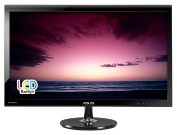 "купить ""27.0"""" ASUS """"VS278Q"""", G.Black (1920x1080, 1ms, 300cd, LED80M:1, 2xHDMI, DP, 2x2W) (27.0"""" TFT+ LED backlight, 1920x1080, 0.311mm, 1ms (Gray to Gray), DC80000000:1 (1000:1), 300cd/m2, 170°/160°, H:30-83kHz, V:50-76Hz, D-Sub, DisplayPort, 2 x HDMI, Speakers 2x2W)"" в Кишинёве"