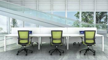 купить Офисный стул 635x550x1015 мм, черный в Кишинёве