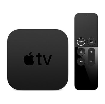 купить Apple TV 4K 32GB (MQD22), Black в Кишинёве