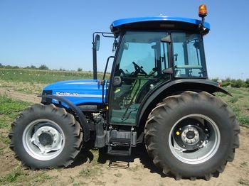 cumpără Tractor Solis S90 (90 cai, 4x4) pentru lucru în câmpuri în Chișinău