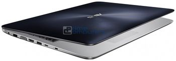 "cumpără ""NB ASUS 15.6"""" X556UR Blue (Core i7-7500U 8Gb 512Gb) 15.6"""" Full HD (1920x1080) Non-glare, Intel Core i7-7500U (2x Core, 2.7GHz - 3.5GHz, 4Mb), 8Gb (Onboard) PC4-17000, 512Gb SATA, GeForce 930MX 2Gb, HDMI, DVD-RW, Gbit Ethernet, 802.11ac, Bluetooth, 1x USB 3.1 Type C, 1x USB 3.0, 1x USB 2.0, Card Reader, Webcam, DOS, 2-cell 38 WHrs Polymer Battery, 2.3kg, Blue/Silver"" în Chișinău"