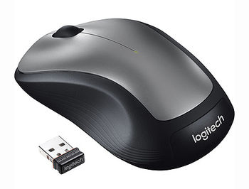 Logitech M310 Silver Wireless Mouse USB, 910-003986 (mouse fara fir/беспроводная мышь)