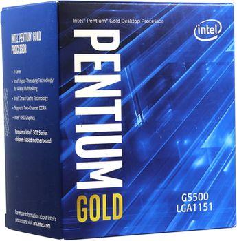 CPU Intel Pentium G5500 3.8GHz - Box