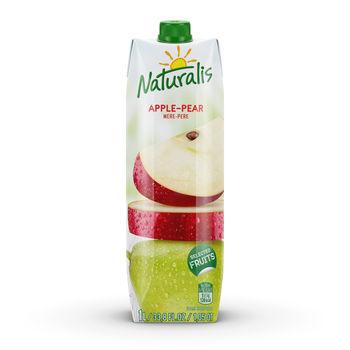 Naturalis нектар яблоко-груша 1 Л