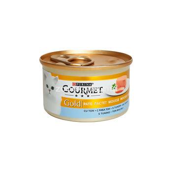 Gourmet Gold паштет тунец 85 gr