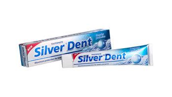 купить Паста зубная SILVER DENT Комплексная защита 100 г в Кишинёве