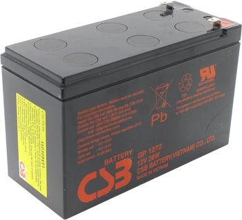 Battery CSB GP1272 12V/7.2AH