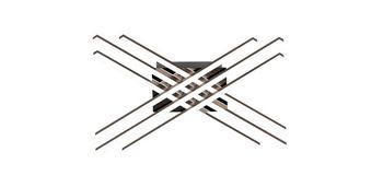 купить PL99829-6 Люстра Cross 48W LED в Кишинёве