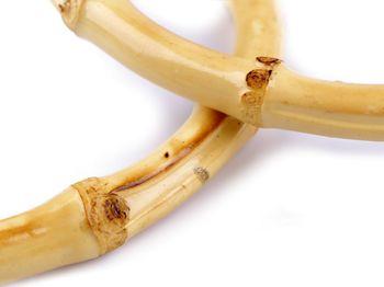 Mâner din bambus pentru geantă, Ø20 cm / bambus mediu