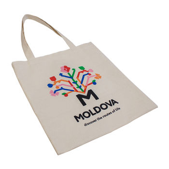 купить Эко сумка с нанисением – Pomul Vieții в Кишинёве
